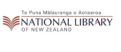 National Library of New Zealand logo electronic